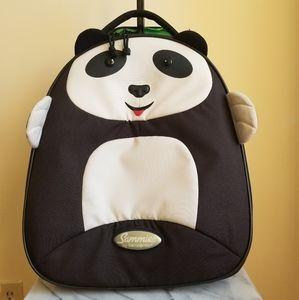 Samsonite Sammies Panda Suitcase